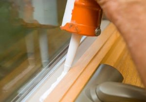 Window Caulking Services